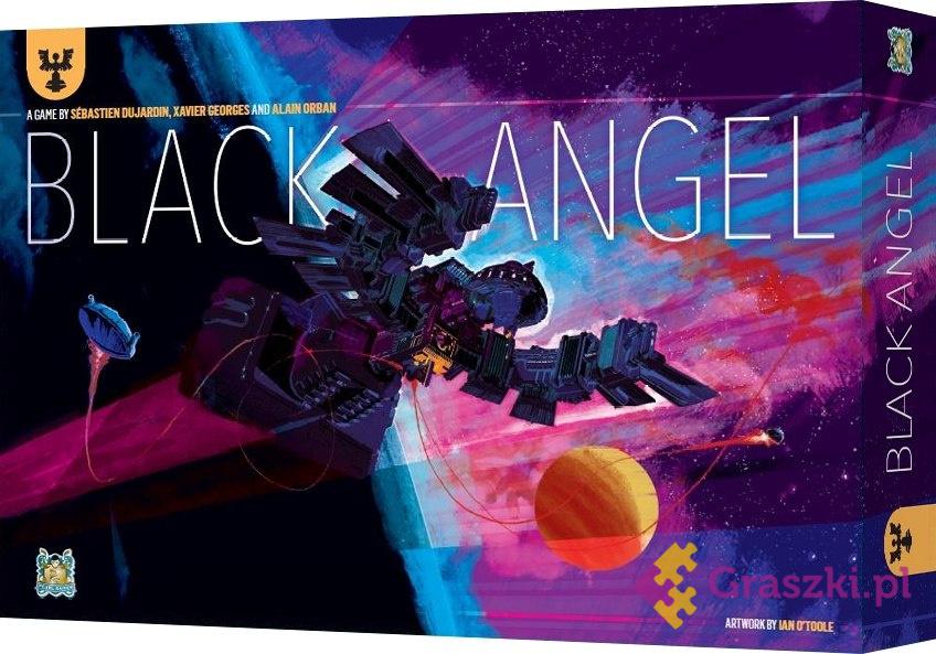 Black Angel (edycja polska) // darmowa dostawa od 249.99 zł // wysyłka do 24 godzin! // odbiór osobisty w Opolu